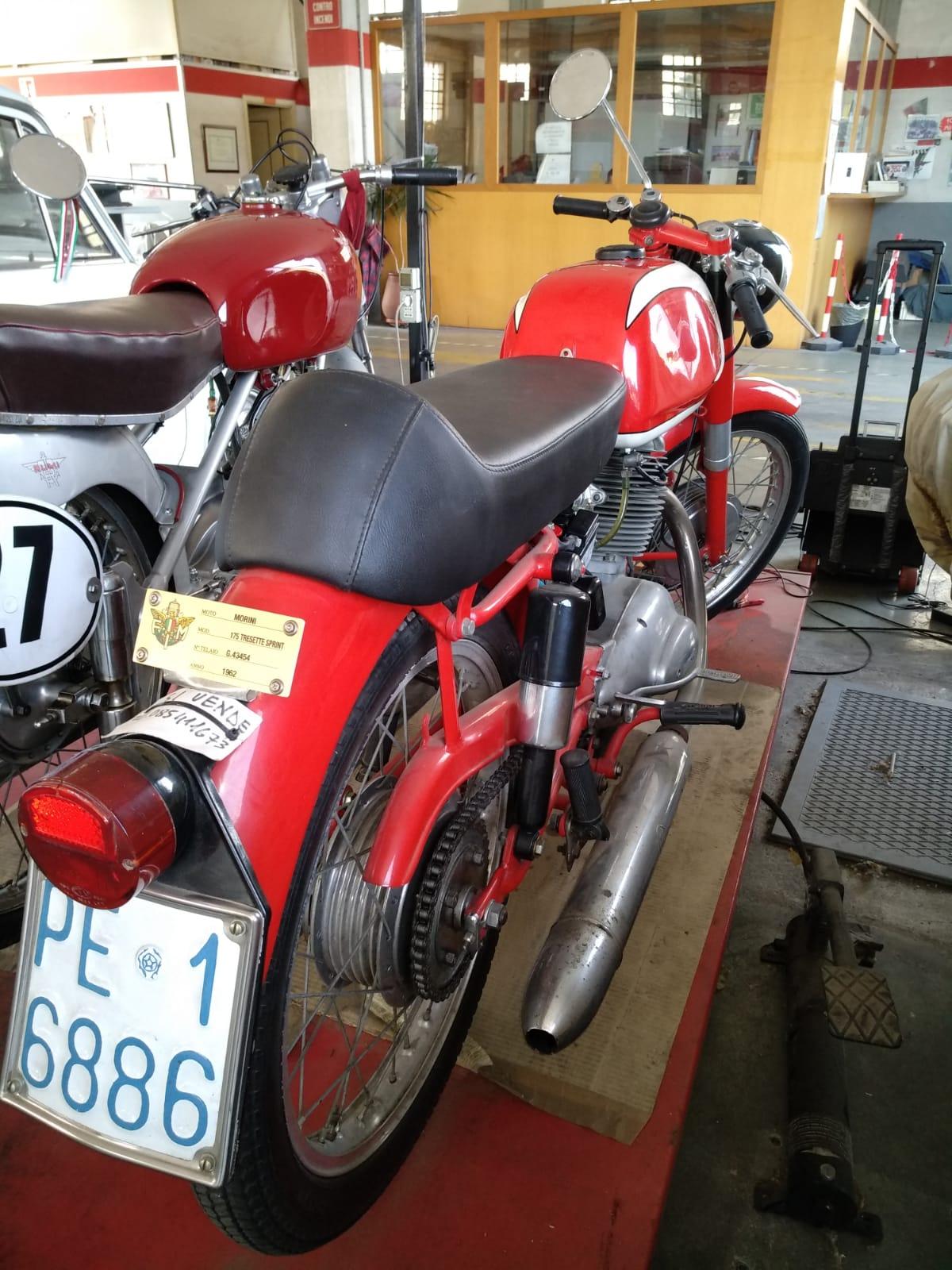 MOTO MORINI 175 3/7 Sprint