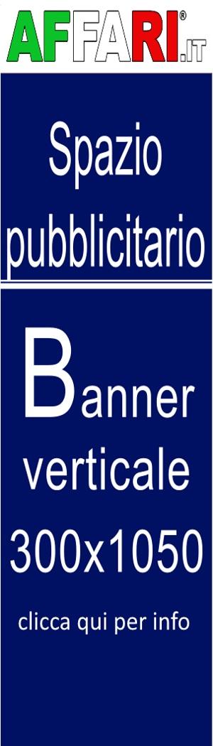 spazio banner disponibile... clicca per info