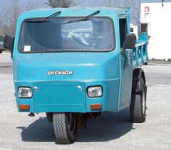 MOTOCARRO BREMACH ND3